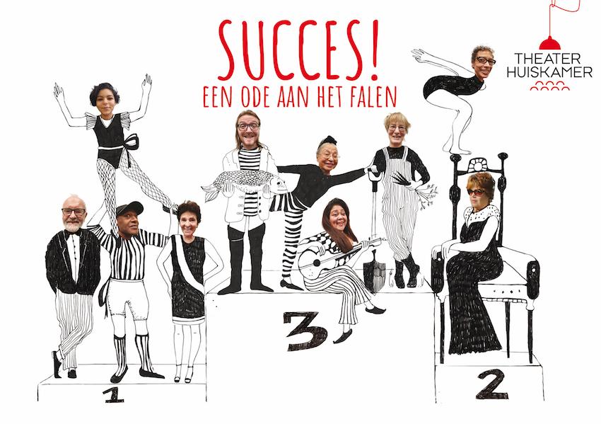 Promotie voor THK – SUCCES!