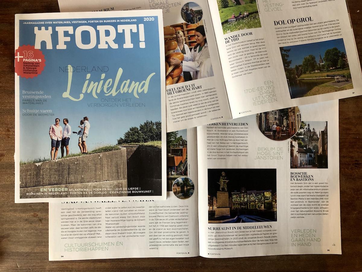 FORT! magazine